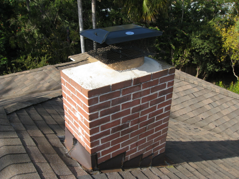 Fireplace Chimney Repair San Diego County
