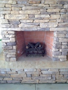 Clean Fireplace Chimney Flue